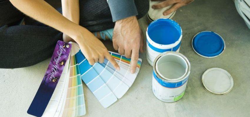 کاتالوگ ترکیب رنگ ساختمان
