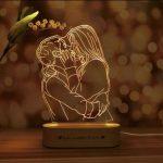 بالبینگ یا آباژور سه بعدی، یک چراغ خواب جدید و جذاب