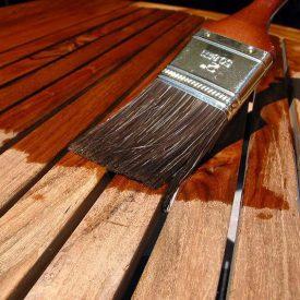 نو كردن وسايل چوبي