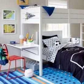 مدل تخت دو طبقه نوجوان