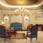 مبل کلاسیک، سبکی شیک و لوکس در خانه ی شما