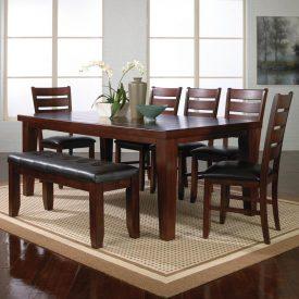 ابعاد میز ناهارخوری گرد 8 نفره