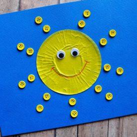 کاردستی ساده برای کودکان