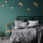 اتاق خواب سبز رنگ، حس خوابی با آرامش را تجربه کنید