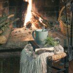 دکوراسیون گرم و صمیمی مناسب برای فصول سرد سال