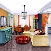ایده برای بازسازی خانه