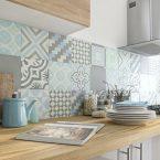 24 مدل کاشی بین کابینتی که آشپزخانه تان را جذاب می کند