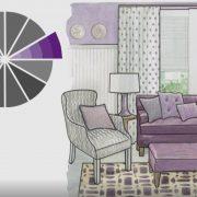 ترکیب رنگ در دکوراسیون داخلی