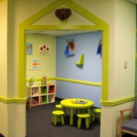 طراحی مطب کودکان
