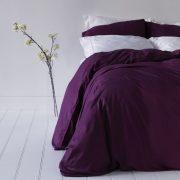اتاق خواب بنفش یاسی