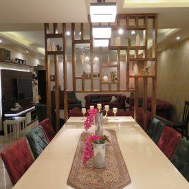 عکس چیدمان منزل ایرانی