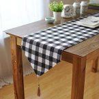 با کمک رانر و زیر بشقابی میز شام را حرفه ای بچینید