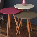 جدیدترین مدل های میز عسلی متناسب با سبک دکوراسیون شما