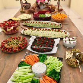 برگزاری مهمانی عصرانه