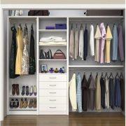 اتاق لباس کوچک